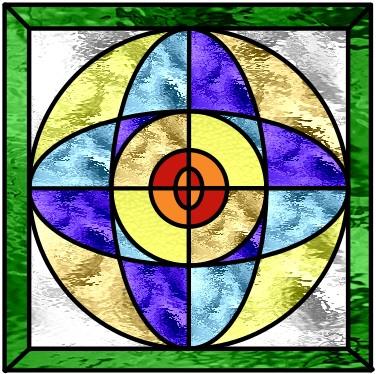 cirkels en ovalen