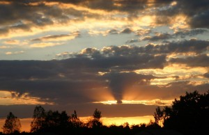 zonsondergang (Kopie)