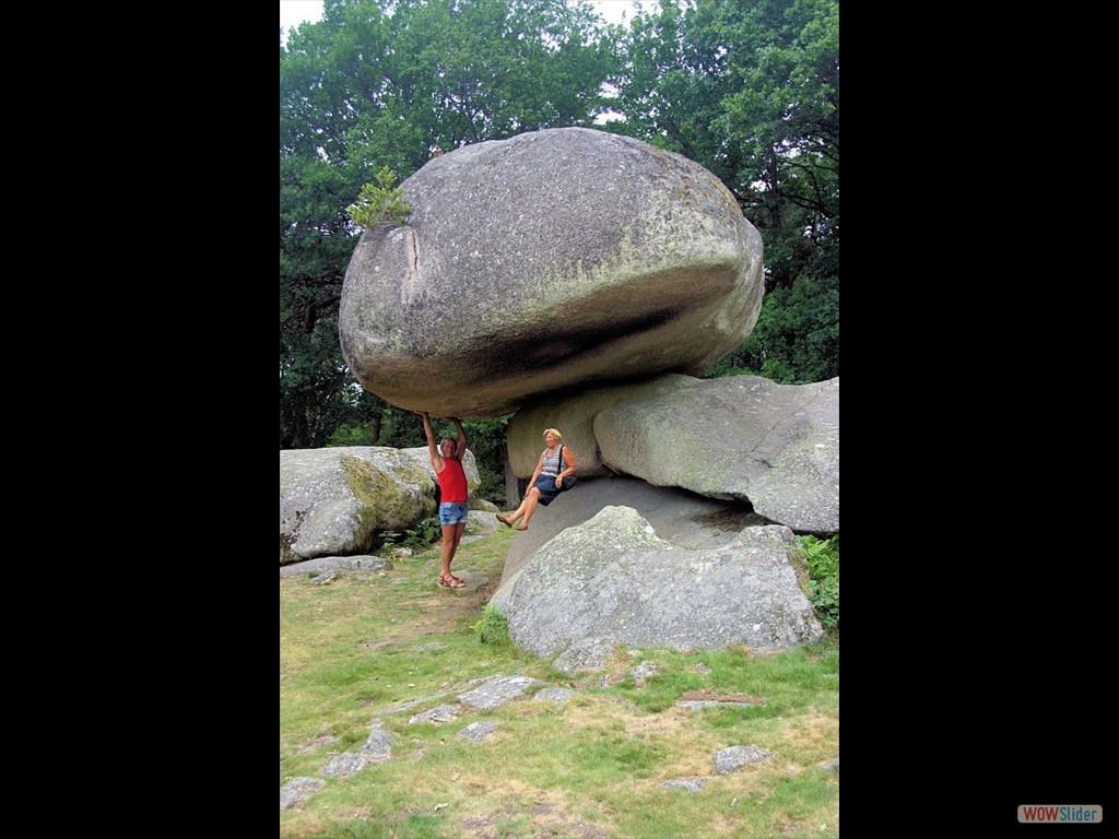 piet tilt rots boven am op