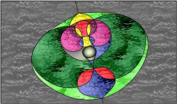 bloem in 3D